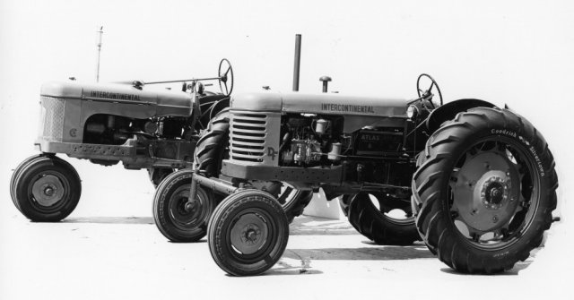 Intercontinental Tractors